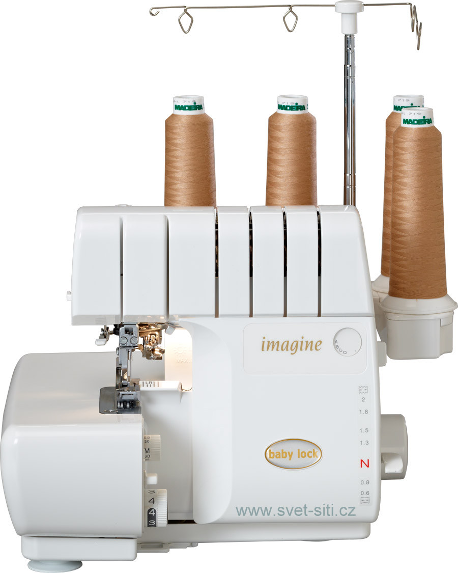 Babylock Imagine BLE1AT overlock