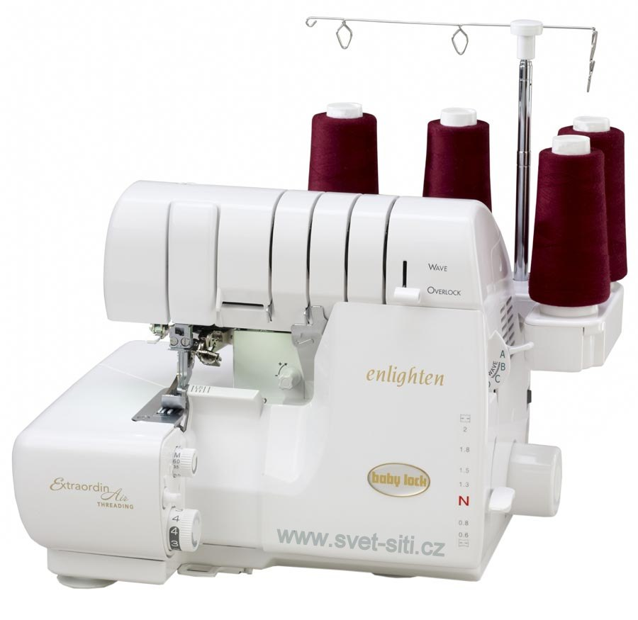Babylock Enlighten BLE3ATW-2 overlock